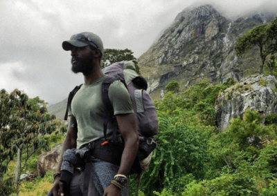 Survive: My Quest to Walk Across Africa – by Mario Rigby with Co-Author Donovan Vincent