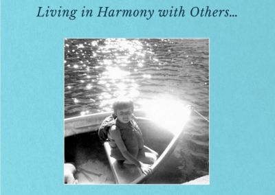 The Affinity Workbook: Living in Harmony With Others – by Susan Yeo, BSW RSW