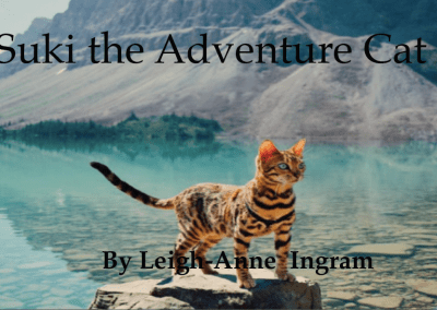 Suki the Adventure Cat – by Leigh-Anne Ingram