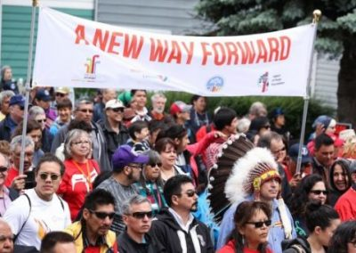Canada, Once and for ALL, A Settler's Conversation on Reconciliation – by Gerrit Wesselink