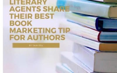Literary Agents Share Their BEST Book Marketing Tips For Authors by Lyda Mclallen